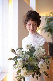 おしゃれ花嫁さまのヘアスタイルゆるふわアップ スタッフブログ