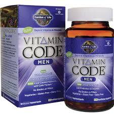 garden life vitamin code home design ideas and garden of life vitamin code men