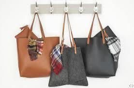 felt vegan leather handbags