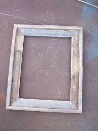 distressed wood frame 16 20 sevenstonesinc com