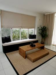 Mid Sized Trendy Living Room Photo In Other