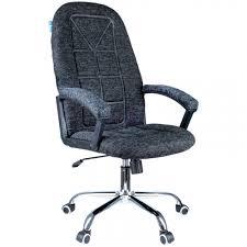 <b>Кресло руководителя Helmi</b> HL-E89 Blocks LUX, ткань SY черно ...