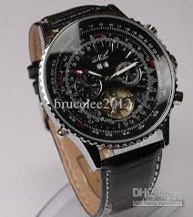 jaragar big men leather watch mechanical tourbillion dive day hello friend welcome we can mix whole luxury men watch and stylish women bracelet watches fashion children watches cheap good high quality mens