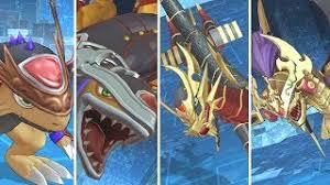 Digimon Cyber Sleuth Hacker S Memory Digivolution Chart Lunamon Digivolution Line And Special Attacks Crescemon