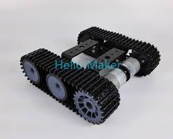new track drive kit wheel for tank car