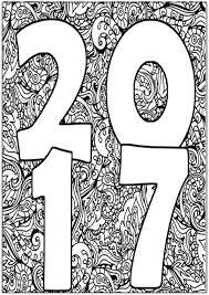 Happy 2018 Vuurwerk Kleurplaat Hoe Werkt Kleurplaten Nieuwjaar