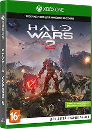 <b>Игра для приставки Microsoft</b> Xbox One: Halo Wars 2 (GV5-00017 ...