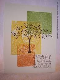home made thanksgiving cards thankful thanksgiving card very simplistic elegant perhaps punch