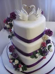 Heart Shaped Wedding Cakes Photos