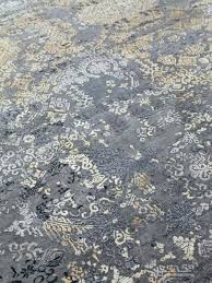 grey gold rug the collection