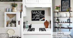 30 enchanting kitchen wall decor ideas