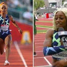 Sha'Carri Richardson: Sprinter gives ...