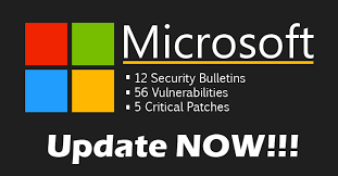 Microsoft Releases 12 Security Updates 5 Critical And 7