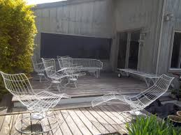 vintage mid century modern patio furniture. Mid Century · This Is One Of My Favorites- A Vintage Wire Set From Homecrest, And Still. Outdoor FurnitureVintage Modern Patio Furniture O
