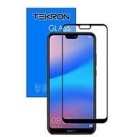 Tekron <b>Full Coverage</b> 5D Tempered <b>Glass Screen</b> for Huawei P20 ...