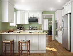 shaker style kitchen cabinets home depot the most aspen white shaker ready to assemble kitchen cabinets