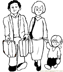 Small Picture Family Coloring Page 03 Coloring Page Free Others Coloring Pages