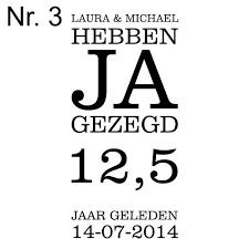 Gedichten 12 1 2 Jaar Huwelijk Archidev