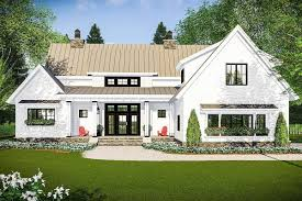 plan modern farmhouse with vaulted master suite house plans architectural designs old fashioned floor country cottage front porch rustic story farm model