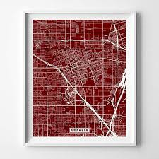 Colors Of California Size Chart Amazon Com Anaheim California City Street Map Wall Art Home