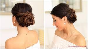 Fashion Updo Bun Hairstyles Intriguing Black Hairstyles In A Bun