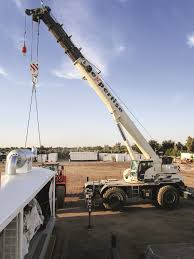 Rough Terrain Cranes Rough And Ready Article Khl