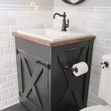13 Diy Bathroom Vanity Plans You Can Build Today