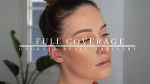 full coverage luminous foundation perfecting the base australian makeup artist
