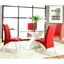 red dining room chairs red dining table set red dining room chairs white base dining room