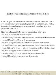 Network Consultant Resume Billigfodboldtrojer Com