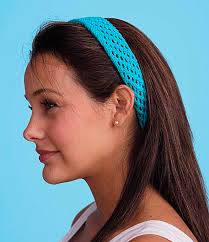 Free Knitted Headband Patterns Magnificent Lacy Headbands Pattern Knitting Patterns And Crochet Patterns From