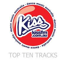 Top Ten Chart Kiss Fm Dance Music Australia 14th December