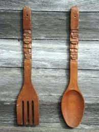 decor large knife fork and spoon wall art fork  on large knife fork and spoon wall decor with fork knife spoon wall art thekeenanhouse