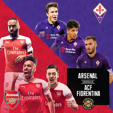 International Champions Cup: Arsenal v ACF Fiorentina