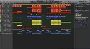 Charts Killer Vol 4 Logic Pro X Template