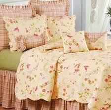priscilla quilt bedding by c f