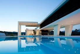 modern home architecture. Futuristic Modern Home Architecture P