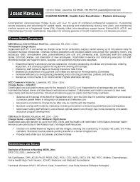 Resume Objective Examples Nursing - Examples of Resumes