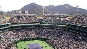 Indian Wells Tennis Center Seating Chart The Best Seat At Indian Wells Tennis Garden Vanity Fair