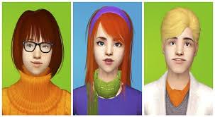 lesyasun | Scooby doo, Velma, Sims
