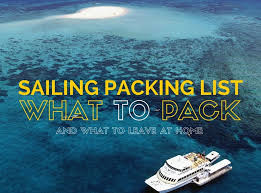Packing Lists Sailing Holiday Packing List | Croatia Travel Guide