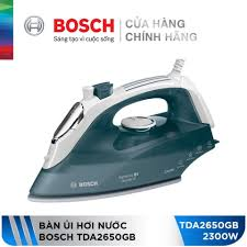 Bàn ủi hơi nước Bosch TDA2650GB (2300W)