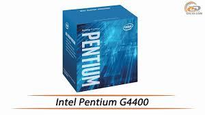 <b>Intel Pentium G4400</b> - тестирование доступного <b>процессора</b> ...