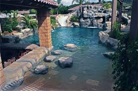 inground pools with rock waterfalls. Pools With Rock Waterfalls Granite Type Artificial Boulders And Pool Waterfall Inground Kits