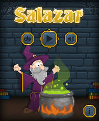 salazar the alchemist puzzle html game salazar gameplay salazar the alchemist main menu