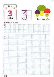Sách Hành Trang Cho Bé Vào Lớp 1 - Bé Tập Tô Chữ Số (Dành Cho Trẻ 5 - 6  Tuổi) - FAHASA.COM