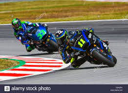 NICOLO BULEGA (11) of Italy and SKY Racing Team VR46 and ENEA BASTIANINI  (33) of Italy