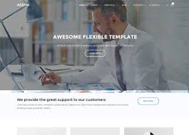 Event Website Template Stunning Assan Multipurpose 48 Templates Admin Live Preview WrapBootstrap
