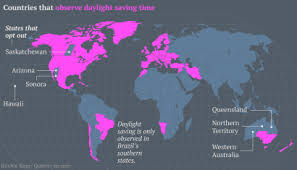 Daylight Saving Time Dst 2016 The Us Needs To Retire