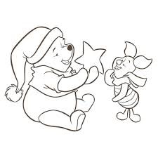 Winnie The Pooh Coloring Pages For